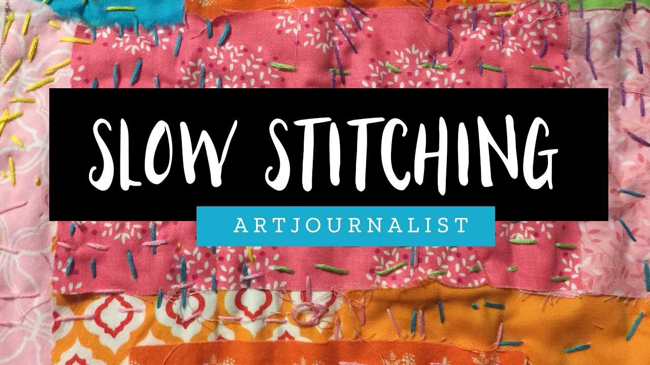 slow stitching