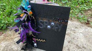 Halloween Junk Journal Flip-Through